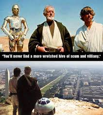 Spot On Obi-Wan - Funny Images and Memes To Fill You Up With Geeky ... via Relatably.com