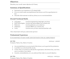 Example Of Good Objective Statement For Resume Good Objective To Put On Resume For Retail Objectives Students 82