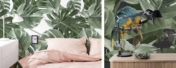 Behang Voor Een Botanisch Interieur Kek Amsterdam