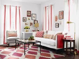 decorating with red furniture. Full Size Of Living Room:red And Black Room Decorating Ideas Red Curtains For With Furniture