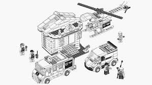 Politie Lego City Sommige Fire Station City Fire By In Lego