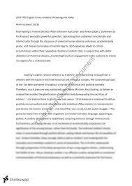 critical study essay sadat and keating year hsc english critical study essay sadat and keating