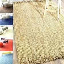 jute rug with fringe chunky loop rug rugs for less jute with fringe natural fringe jute
