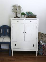 antique white chalk paintAntique Dresser in Old White Chalk Paint  Girl in the Garage