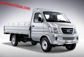 Change Furuida K21 And K22 Mini Pickup Trucks Launched In China ...
