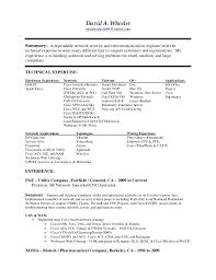 engineering resume summary a wheeler wheeler69yahoocom summary a dependable  network security and network engineer resume summary
