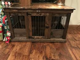 furniture denhaus wood dog crates. handcrafted dog kennel and crate custom wooden wire furniture denhaus wood crates