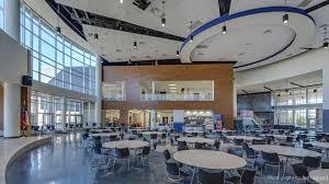 High school cafeteria Duncanville Texas School Architecture 2015 Flower Mound High School Texas School Architecture