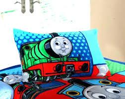 full size train bedding the pillow pillows tank engine 4 piece toddler thomas comforter set pillo
