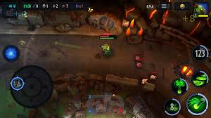 heroes of soulcraft moba games for android free download