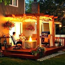 outdoor pergola lighting ideas. Solar Pergola Lights Outdoor For My Summer Project Glamorizing The . Gazebo Lighting Ideas S
