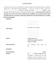 Letter Of Intent Sample Template Rocket Lawyer Loi Template