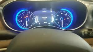 2017 Chrysler Pacifica Dashboard Lights 2017 Chrysler Pacifica Oil Life Maintenance Reset Procedure