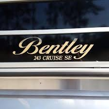 2018 bentley 243 cruise.  bentley bentley 243 cruise tritoon with 2018 bentley cruise o
