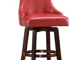 red leather bar stools. Red Leather Bar Stool Stools With Backs Shiny Metal Faux