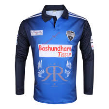 Cricket Shirts Design 2019 Bpl Rangpur Riders Long Sleeve Jersey 2019