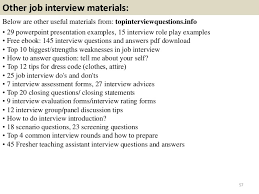 Assistant Interview Questions Top 36 Teaching Assistant Interview Questions And Answers