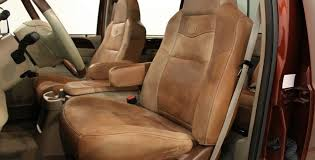 replacement leather seat covers for
