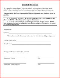 Inspirational Address Verification Letter Format Npfg Online
