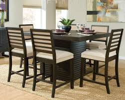 tall dining room tables. Modern Dining Room Counter Height Sets Ideas Tall Tables E
