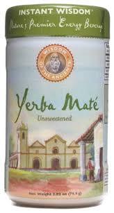 WISDOM - Yerba MateTea Instant - 2.82 oz- Buy Online in Isle of ...