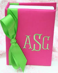 4x6 photo albums. Simple 4x6 Monogrammed Hot Pink Photo Album With Bow For 4x6 Albums H