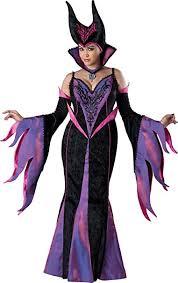 Incharacter Costumes Womens Plus Size Dark Sorceress