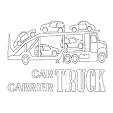 Coloring pages are learning activity for kids, this website have coloring pictures for print and welcome to the truck coloring pages 3 page! Top 25 Free Printable Truck Coloring Pages Online