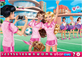 barbie princess charm screenshot