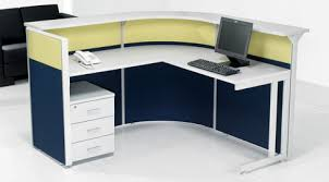 Designer Office Counter Table