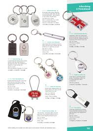 Split Key Ring Size Chart Spark Express By Ger Armstrong Issuu
