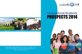 Institute Brochure Design - Toddbreda.com