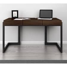 office desk metal. Desk:Metal Office Desk With Drawers Dark Wood Hutch Wooden Computer Table Buy Metal