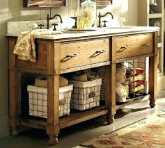 rustic bathroom sink cabinets. Rustic Bathroom Sink Cabinet Cheap Double Vanities Vanity Under Two Framed  With Vessel . Reclaimed Open Ideas Cabinets R