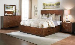 mahogany bedroom furniture. clark queen solid mahogany storage bedroom furniture