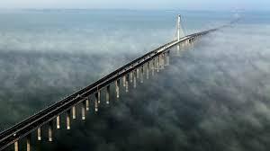 China Opens World's Longest Bridge. Would You Cross It? : The Two-Way : NPR