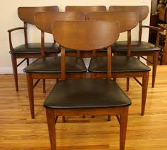 mid century dining chair. Mid Century Modern Dining Chair Set Of 6 Chairs 2