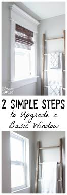 Craftsman Window Trim Diy Modern Craftsman Window Trim Craftsman Window Trim