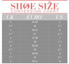 Louboutin Shoe Size Conversion Chart Louboutin Shoes Size 8