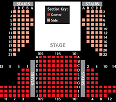Speakeasy Stage Seating Chart Lyric Stage Company Seating Chart Theatre In Boston