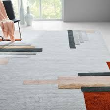 deco façade rug