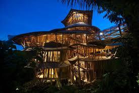 Treehouse Accommodation At Bueng Chawak Resort Suphan Buri Treehouse Accommodation