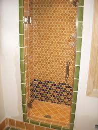 frameless single shower doors. Single Frameless Shower Door Mediterranean-bathroom Doors