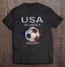 The increasingly bitter dispute between american women's national soccer team and the u.s. Usa Women S Soccer T Shirts Teeherivar