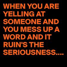 「yelling word」の画像検索結果