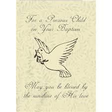 baptism cards childs baptism card