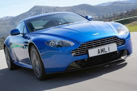 Used 2015 Aston Martin V8 Vantage Coupe Pricing - For Sale | Edmunds