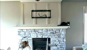 good stacked stone fireplace or white stacked stone fireplace white stacked stone stacked stone fireplace surround
