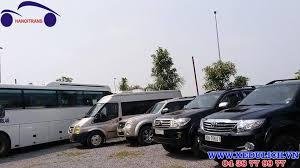 Kết quả hình ảnh cho ảnh xe du lịch HANOITRANS