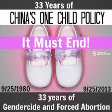 best one child policy images   s one child policy turns 33 as forced abortions female infanticides continue